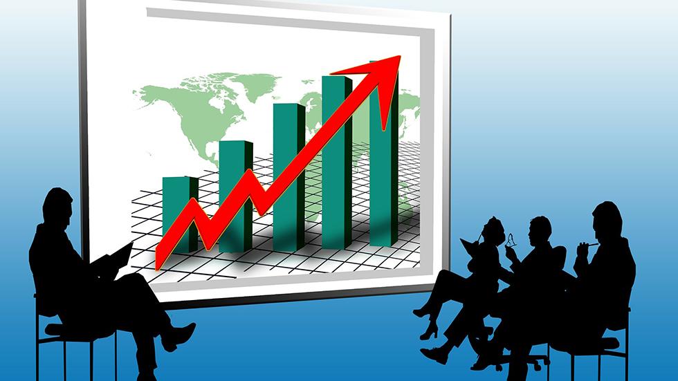 empresa, crescimento, resultados